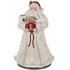 Spode® Christmas Tree Gold Saint Nick 16.5