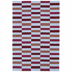 Kaleen Matira Stripe Hand Tufted Rectangular Rugs