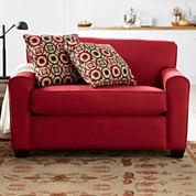 Sleeper Possibilities Dome-Arm Twin Chair