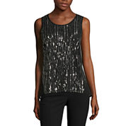 Worthington Sequin Tank