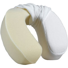 Beautyrest® Memory Foam U-Neck Travel Pillow