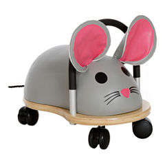 Prince Lionheart® Wheely Mouse® Ride-On Toy - Small