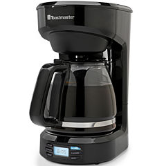 Toastmaster® 12-Cup Programmable Coffee Maker