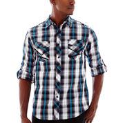 Chalc® Long-Sleeve Woven Shirt