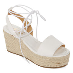 Diba London Wales Womens Wedge Sandals