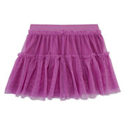 Okie Dokie Woven Full Skirt - Preschool Girls
