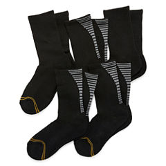 GoldToe 5-pk. Ultra Tec Crew Socks- Boys