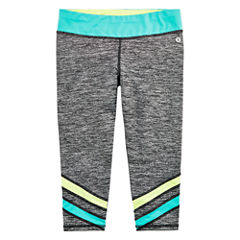 Xersion Jersey Capri Leggings - Big Kid Girls