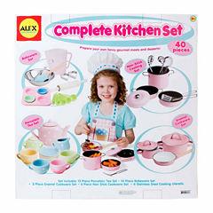 Alex Toys Complete Kitchen Set Play Kitchen