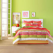Q by Queen Street® Cameron Striped Comforter Set & Accessories