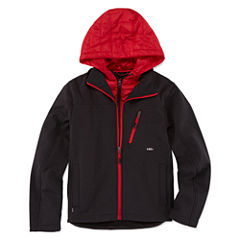 Softshell Vestee Jacket- Preschool Boys- 4-7
