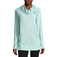 Made For Life Tunic Top Petites