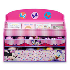 Disney Minnie Deluxe Book & Toy Organizer