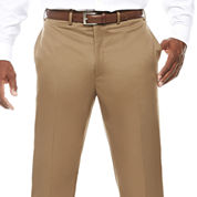 Collection by Michael Strahan Flat Front Pants-Big and Tall