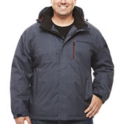 Free Country Midweight Parka-Big and Tall