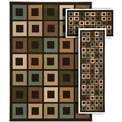 Covington Home Benton Massie 3-pc. Rug Set