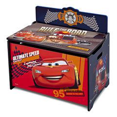 Disney Cars Deluxe Toy Box