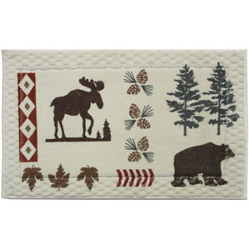 Bacova North Ridge Bath Rug