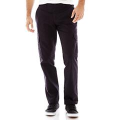 Dickies® Slim Fit Straight Leg Twill Cargo Pant