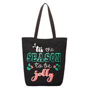 Mixit Holiday Tote Bag