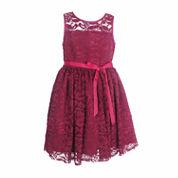 Lilt Sleeveless Party Dress - Preschool
