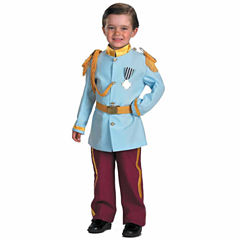 Disney Prince Charming Child Costume - 4-6