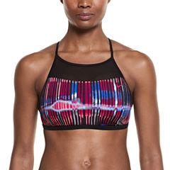 Nike Tie Dye Bra Swimsuit Top