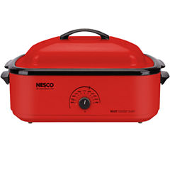 Nesco 4818-12 18-Quart Roaster Oven