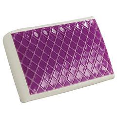 Sealy® Posturepedic® Cooling Gel and Memory Foam Standard Pillow