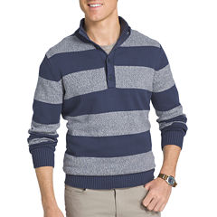 IZOD Long Sleeve Pullover Sweater