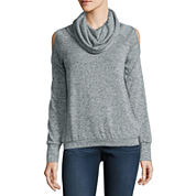i jeans by Buffalo Long Sleeve Cowl Neck Top or Ottoman Legging