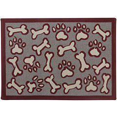 PB Paws by Park B. Smith® Puppy Fun Tapestry Pet Mat