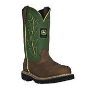John Deere Womens Utility Work Boots