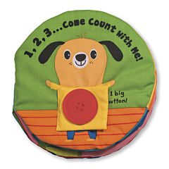 Melissa & Doug® 1,2,3...Come Count with Me
