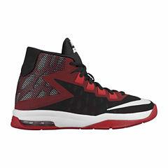 Nike Boys Air Devosion Basketball Shoes - Big Kids