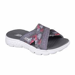 Skechers Tropical Womens Slide Sandals