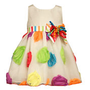 Bonnie Jean Sleeveless Party Dress - Toddler