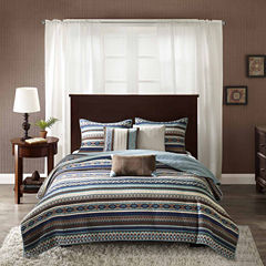 Harley 6-pc. Coverlet Set