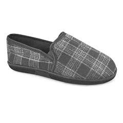 MUK LUKS® Plaid Slippers