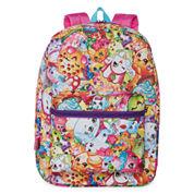 Shopkins Solid Backpack