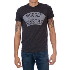FANTASTIC BEAST MUGGLE WORTHY Short-Sleeve Graphic T-Shirt