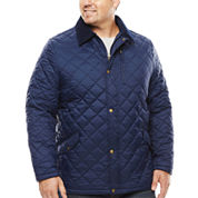 The Foundry Supply Co. Quilted Jacket-Tall