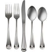 Oneida® Satin Sand Dune 45-pc. Flatware Set