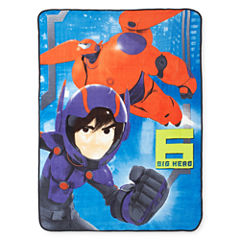 Disney Big Hero 6 Throw
