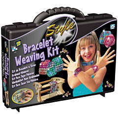 Bracelet Weaving Kit