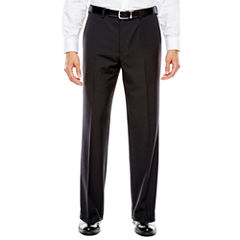 Collection by Michael Strahan Striped Black Suit Pants - Classic Fit