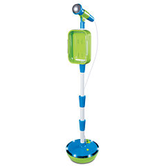 Discovery Kids™ Light-Up Musical Microphone and Stand