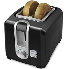 Black+Decker T2569B 2-Slice Toaster
