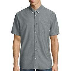 Vans Button-Front Shirt