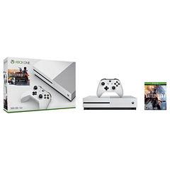 Microsoft - Xbox One S 500GB Battlefield™ 1 Special Edition Console Bundle